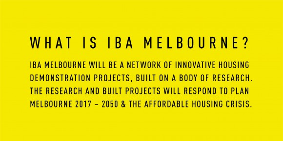 WHAT IS IBA MELBOURNE?